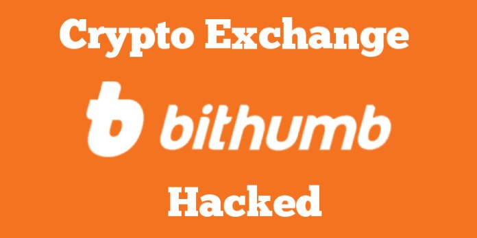 Bithumb Hacked  - HUvd71553990981 - Bithumb Hacked – Hackers Transferred $20 Million Worth Cryptocurrencies