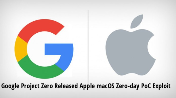 Google Zero  - OtbyU1551789862 - Google Zero Released Apple macOS Zero-day PoC Exploit Online