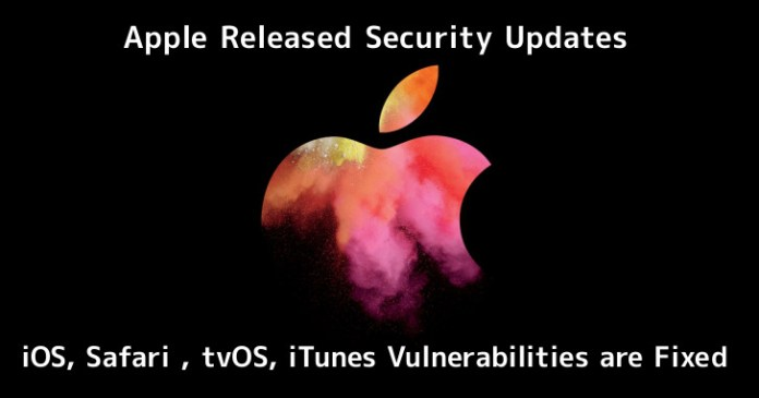 Apple Released Security Updates  - QF0cz1553662138 - Apple Released Security Updates for iOS, Safari , tvOS, iTunes