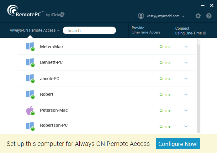best remote desktop software