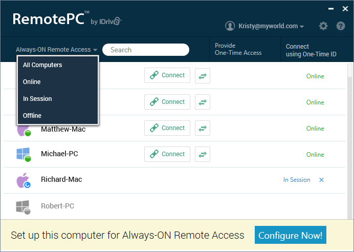 - RemotePC - 9 Best Remote Desktop Software for 2019
