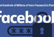 Password in Plain Text