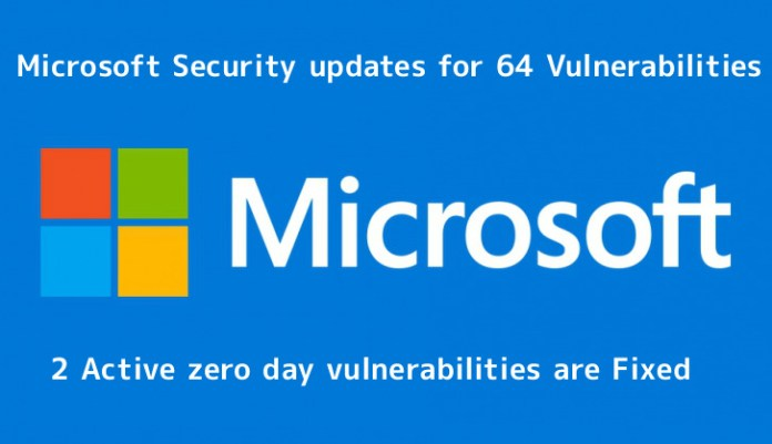 Microsoft Security updates  - tuLM71552446237 - Microsoft Security updates – 64 Vulnerabilities are Fixed