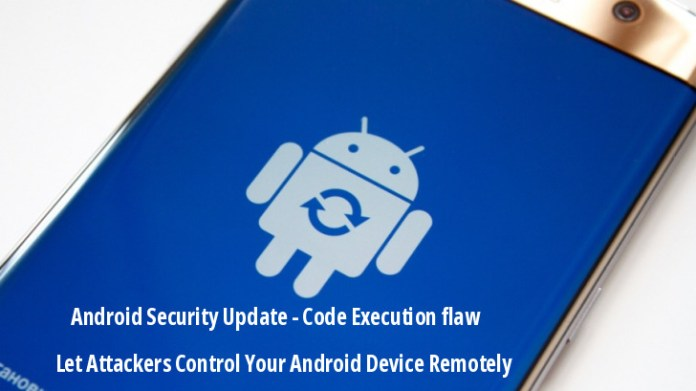 Android Security Update  - 9ewjq1554294975 - Android Security Update released with the fixes for 2 RCE Vulnerabilities