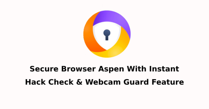 Aspen  - Aspen - Avast New Secure Browser Aspen to Protect User Privacy