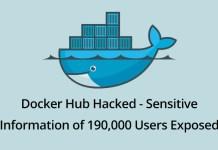 Docker Hub Hacked