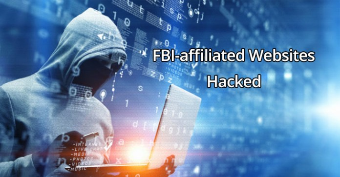 FBI-affiliated  - FBI affiliated - FBI-affiliated Websites Hacked – Hackers Steals Personal data