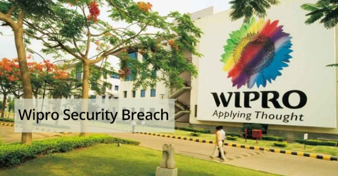 Wipro  - Wipro - Wipro Security Breach – Employees' Accounts Hacked