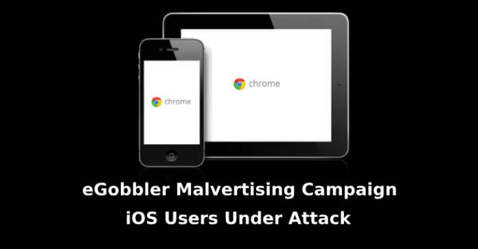 eGobbler  - eGobbler - eGobbler  Campaign Hijacked Over 500 Million iOS Users