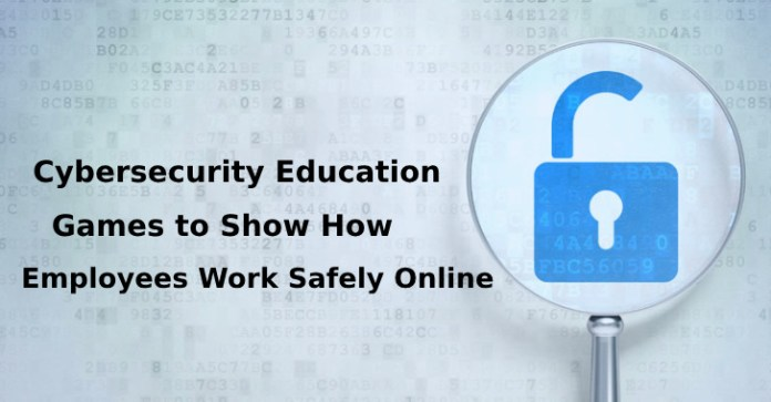 educational games  - educational games1 - Cybersecurity Education Games to Show How Employees Work Safely