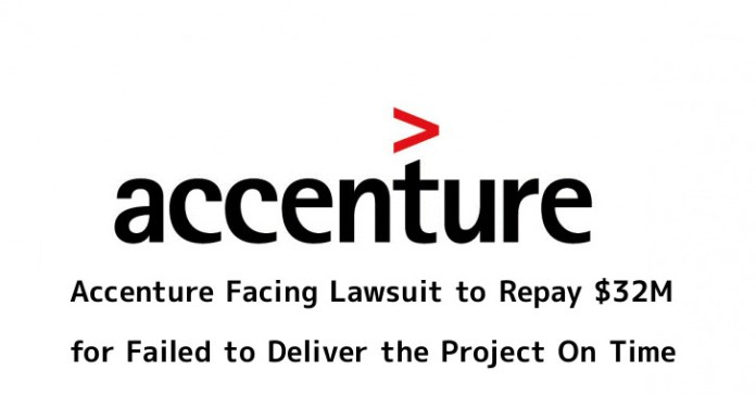 - xtSkd1556255442 - Accenture Facing Lawsuit for Failed to Delivery The Project on Time