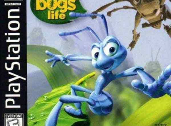 Game Review: A Bug's Life (PS1)