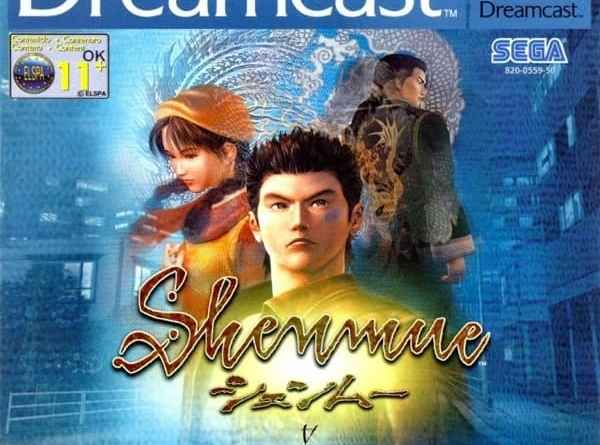 Game Review: Shenmue (Dreamcast)