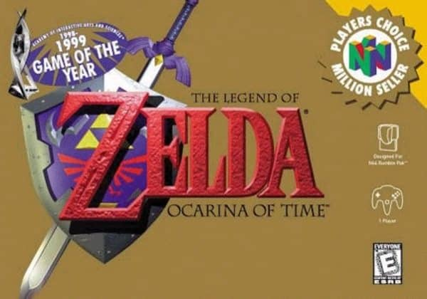 Game Review: The Legend of Zelda: Ocarina of Time (N64)