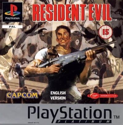 Game Review: Resident Evil (PS1)