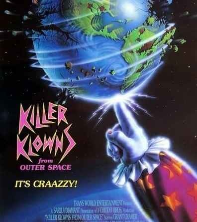 Horror Movie Review: Killer Klowns From Outer Space (1988)