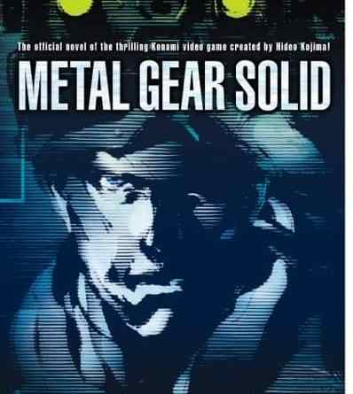 Game – Book Review: Metal Gear Solid