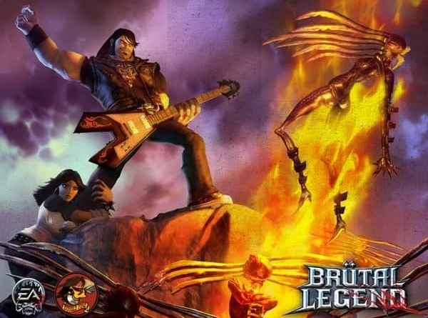 Game Review: Brutal Legend (Xbox 360)