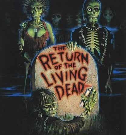 Horror Movie Review: The Return Of The Living Dead (1985)