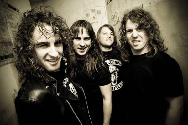 Live Review: Airbourne @ The Forum, London (13/12/13)
