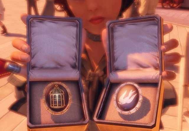 Raptures Lost's Collectables Review: Bioshock Infinite (Elizabeth's Cameo)