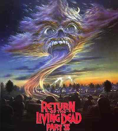 Horror Movie Review: Return Of The Living Dead: Part 2 (1988)
