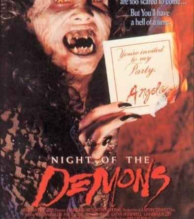 Horror Movie Review: Night of the Demons (1988)