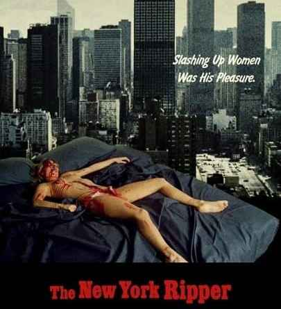 Horror Movie Review: The New York Ripper (1982)