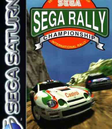 Game Review: Sega Rally (Sega Saturn)