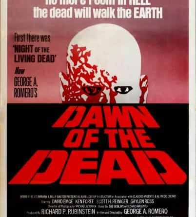 Horror Movie Review: Dawn Of The Dead (1978)