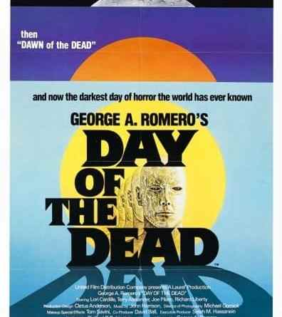 Horror Movie Review: Day Of The Dead (1985)