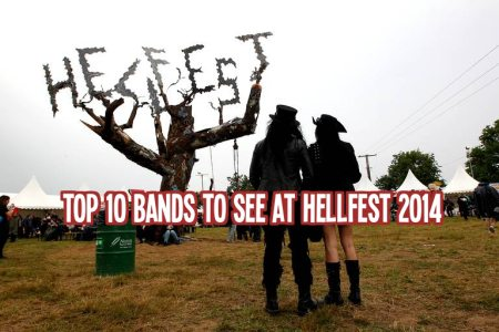 Top 10 Bands To See At Hellfest 2014