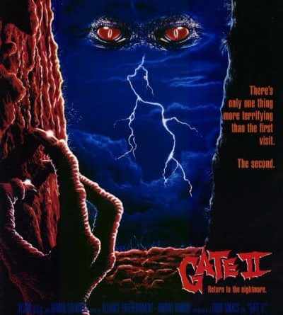 Horror Movie Review: The Gate 2: The Trespassers (1990)