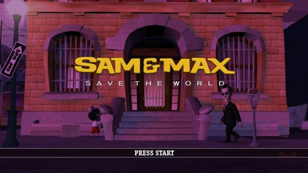 Game Review: Sam & Max Save The World (Xbox 360)