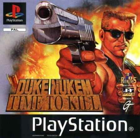 Game Review: Duke Nukem: Time To Kill (PS1)