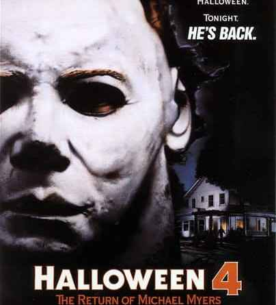 Horror Movie Review: Halloween 4: The Return of Michael Myers (1988)