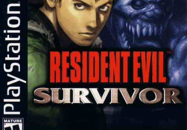 Game Review: Resident Evil: Survivor (PS1)