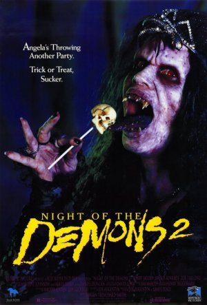 Horror Movie Review: Night of the Demons 2 (1994)