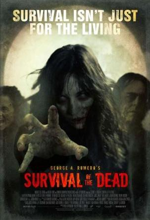 Horror Movie Review: Survival of the Dead (2009)