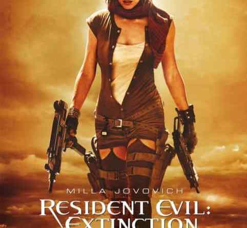 Game – Movie Review: Resident Evil: Extinction (2007)