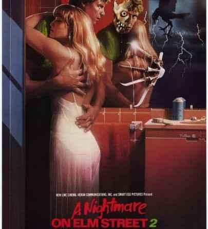 Horror Movie Review: A Nightmare On Elm Street 2: Freddy's Revenge (1985)