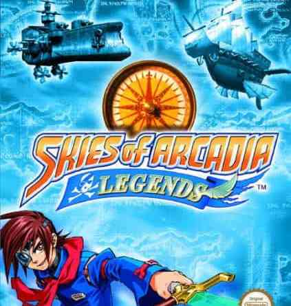 Game Review: Skies of Arcadia: Legends (GameCube)