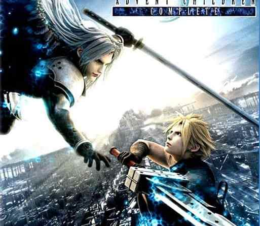 Game – Movie Review: Final Fantasy VII: Advent Children Complete (2009)