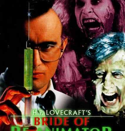 Horror Movie Review: Bride Of Re-Animator (1989)
