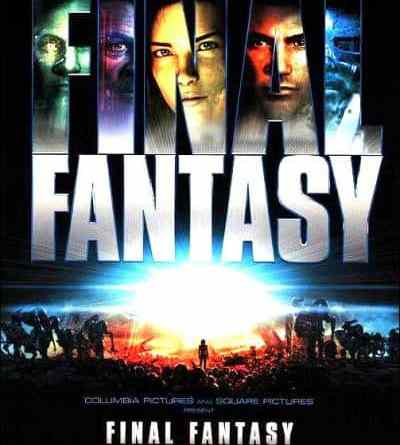 Game – Movie Review: Final Fantasy – The Spirits Within (2001)