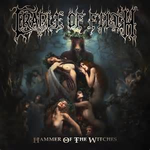 Album Review: Cradle of Filth – Hammer of the Witches (Nuclear Blast)