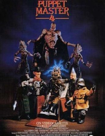 Horror Movie Review: Puppet Master 4 (1993)