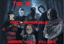 Top 10 Most Memorable Horror Movie Villains