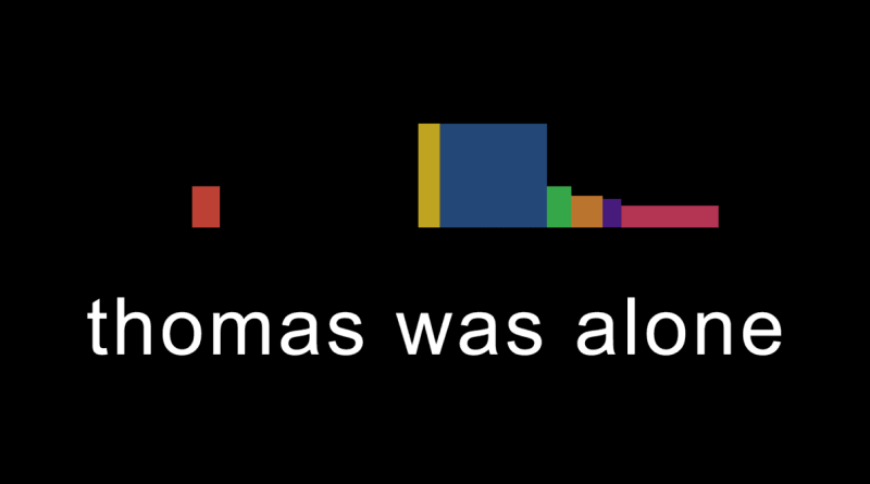 Game Review: Thomas Was Alone (Xbox One)