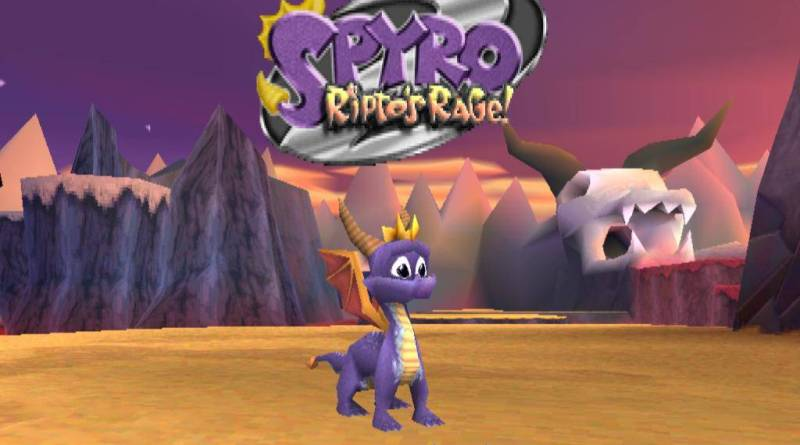 Game Review: Spyro 2: Ripto's Rage (PS1)
